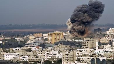 """Bimbo israeliano ucciso da colpo mortaio Tel Aviv: """"Obice partito da scuola Onu"""""""