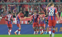 Il Bayern non 'stecca' la prima  Wolfsburg battuto, Muller fa 101