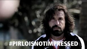 La Juventus lancia un contest Provate a impressionare Pirlo...