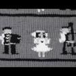 Animazioni a maglia il film è sulla sciarpa