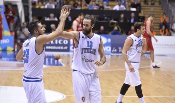 """Basket, domani l'Italia sfida la Russia. Pianigiani: """"Siamo pronti"""""""