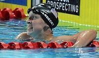Ledecky, altro record nei 400 sl Phelps, primo oro dopo ritorno