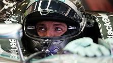Pole F1, assolo Mercedes Rosberg, poi Hamilton Alonso in seconda fila