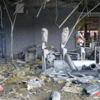 Ucraina, il conflitto colpisce lo sport: danneggiato lo stadio dello Shakhtar