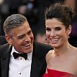 Sandra Bullock è ancora set con il produttore Clooney
