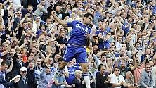 E' ancora Diego Costa  Chelsea piega il Leicester
