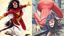 """Milo Manara disegna  l'eroina Spiderwoman la protesta: """"Troppo hot"""""""