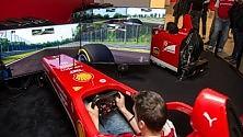 Vi piacerebbe guidare  la Ferrari di F1?