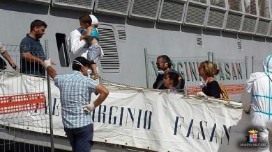 """Migranti, la Ue lancia 'Frontex plus'  """"Ma non sostituirà Mare Nostrum"""""""