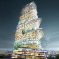 Londra, il grattacielo a spirale è una città: il progetto