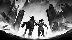 Vgame, anche i non vedenti   Foto   diventano cavalieri medievali