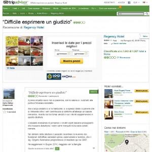 """Federalberghi contro TripAdvisor: """"Recensito hotel chiuso"""". Poi il sito cancella il commento"""