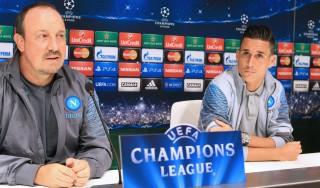 Napoli, la fiducia di Benitez: ''Possiamo farcela''