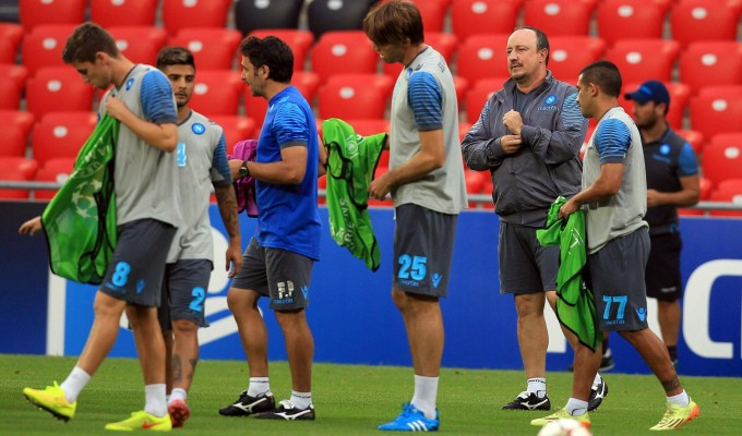 La fiducia di Benitez: ''Possiamo farcela''