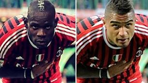 Balotelli, fake per i saluti al Milan su Instagram copia Boateng
