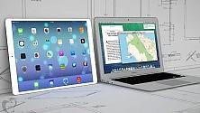 Apple lavora a maxi-iPad, schermo da 12,9 pollici