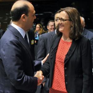 """Migranti, a novembre parte Frontex Plus. Alfano: """"Ora si può superare Mare Nostrum"""""""