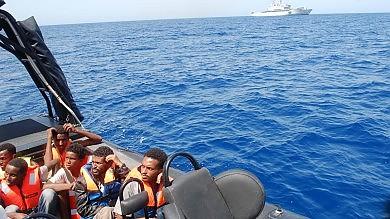 Migranti, a novembre parte 'Frontex plus'  Alfano: ora si può superare Mare Nostrum