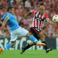 Athletic Bilbao-Napoli, il film della partita
