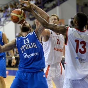 Basket, Italia senza problemi. Vince in Svizzera e vola agli Europei