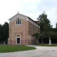 Padova, fulmine danneggia la facciata esterna della Cappella degli Scrovegni