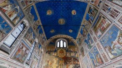 Padova, fulmine danneggia Cappella degli Scrovegni
