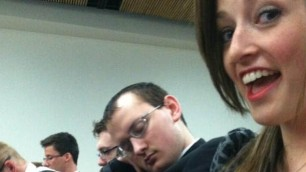 Dormi in classe? Occhio al selfie