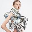 Il futuro della moda arriva l'abito è in 3D