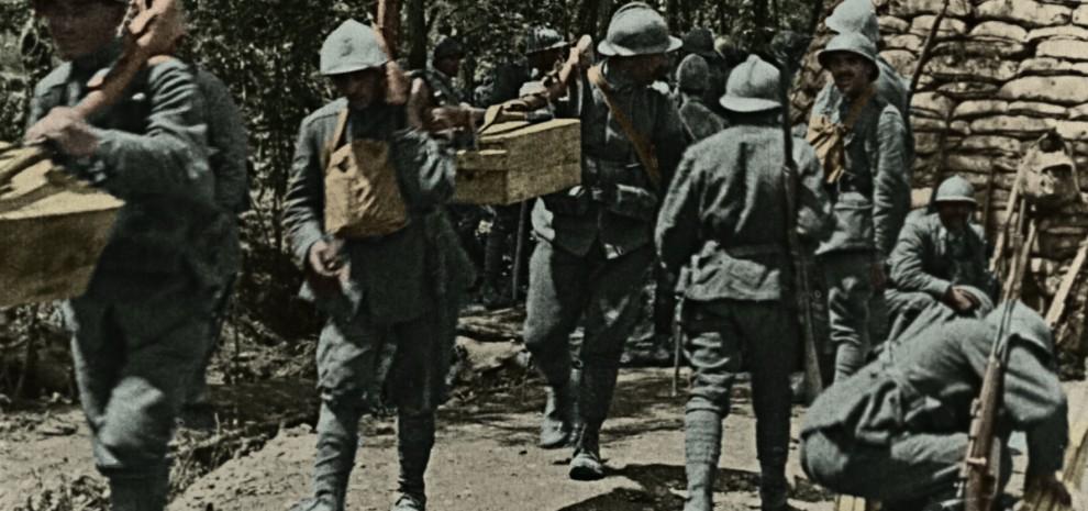 """Alla Mostra di Venezia """"Fango e gloria"""", la Grande Guerra tra fiction e realtà"""