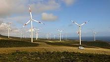 È green quasi un quarto dell'elettricità globale