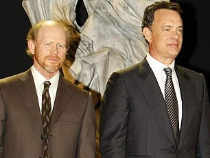 "Ron Howard e Tom Hanks insieme in ""Inferno"""