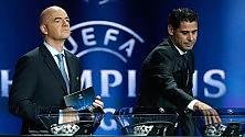 Juve con Atletico Madrid Bayern e City per la Roma