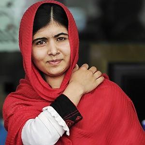 """Malala: """"I libri che mi aiutano<br />a combattere"""""""