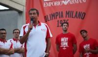 Banchi e la sfida di Milano ''Vincere non ci spaventa''