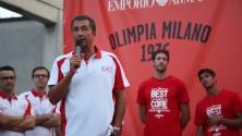 Banchi e la sfida Milano 'Vincere non ci spaventa'