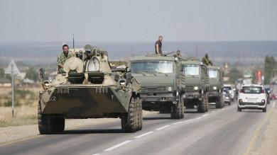 """Putin: """"Truppe Kiev come i nazisti""""  e chiede a ribelli corridoio umanitario"""