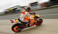Libere nel segno di Marquez Rossi e le Yamaha in ritardo