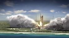 'In viaggio per Marte': ok al razzo che porterà umani