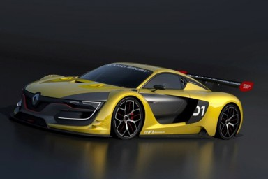 Renault Sport RS 01, ritorno alle supercar