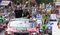Vuelta, primo acuto italiano A De Marchi la settima tappa