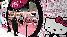 Hello Kitty ha 40 anni e non è un gatto -   foto