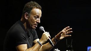 """Springsteen diventa scrittore con la favola di """"Outlaw Pete"""""""