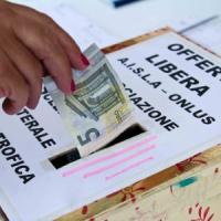 No alle tasse sulla solidarietà, la protesta del no-profit