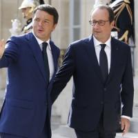 Vertice Ue, al via all'Eliseo il pre-summit dei socialisti con Renzi
