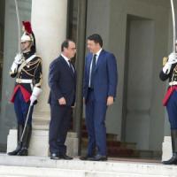 """Vertice Ue, Renzi: """"Europa cambi la sua politica economica"""". E vede Poroshenko"""