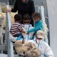 Soccorsi 657 migranti  nel Canale di Sicilia