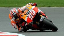 Marquez pole, Ducati ok Rossi è solo sesto   foto