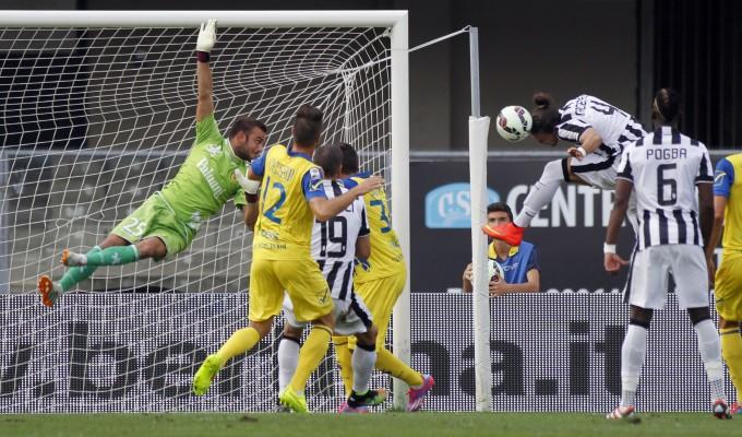 Серия А. 1-й тур. Ювентус, Рома, Милан и Наполи начинают с побед, Интер оступается - изображение 3