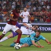 Roma-Fiorentina, il film della partita