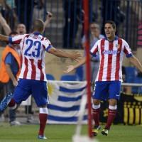 Liga, soffre ma vince l' Atletico Madrid con Mandzukic